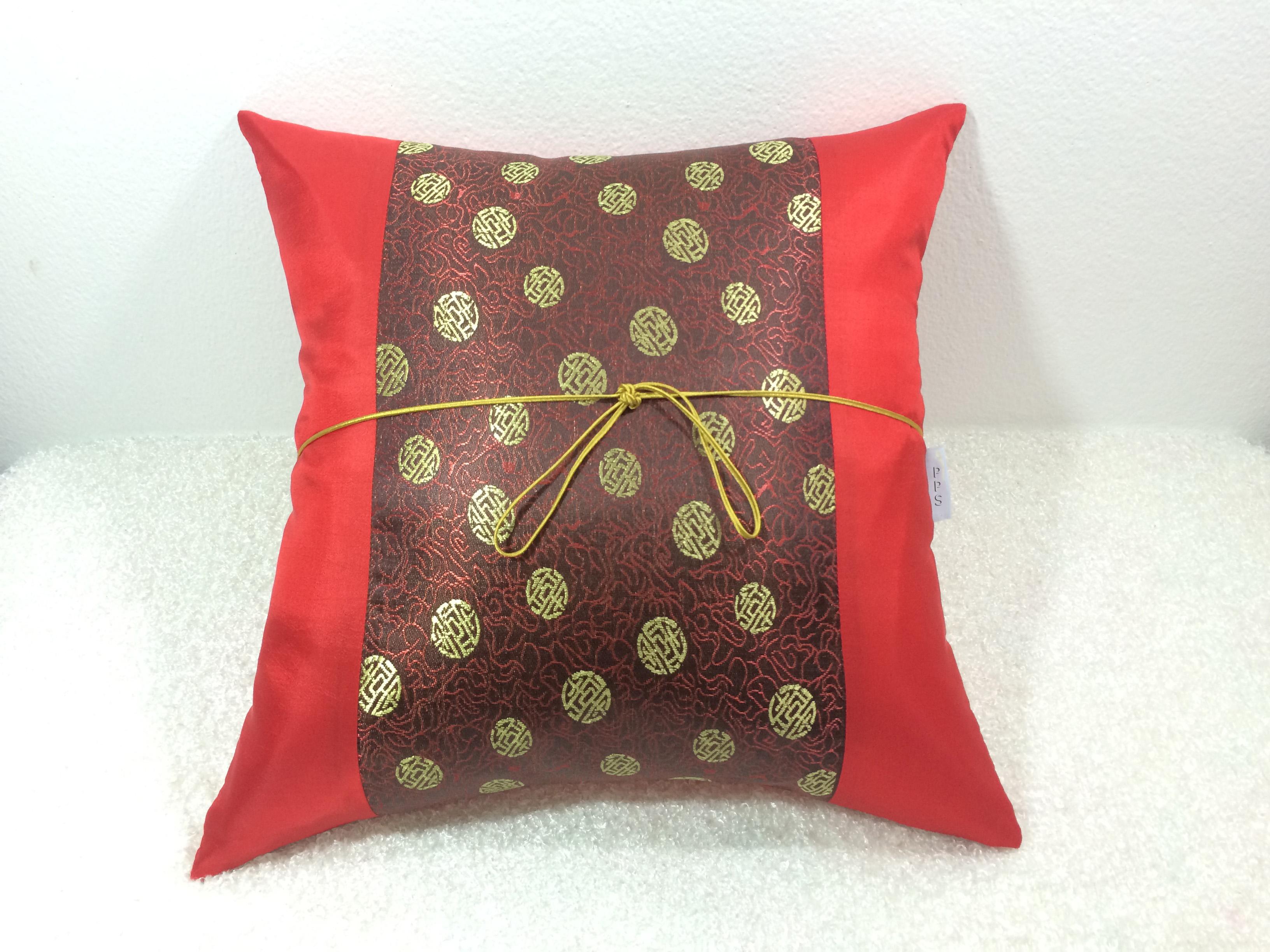 Silk cushion Pillow Case-TL252
