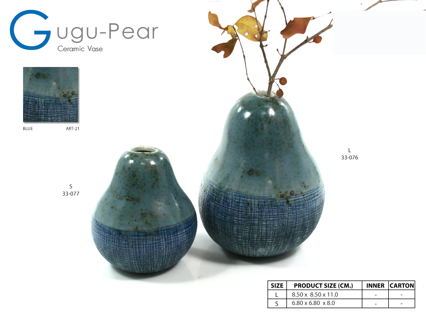 PSCV-Gugu-pear-ART-21-L-S