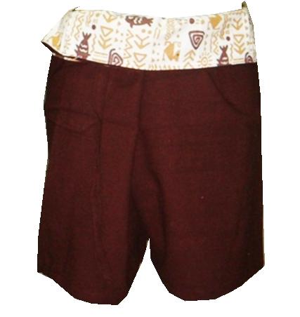 Short Cotton Trouser-RW16