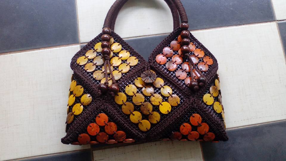 Coconut Shell bag-86