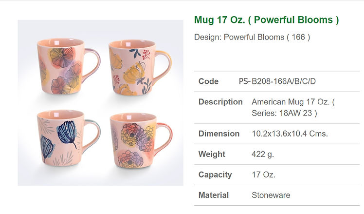 Ceramic Mug 17 Oz.-Powerful Blooms.jpg