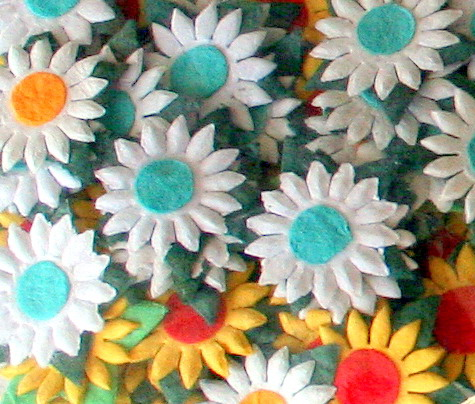 Mulberry Flower - Daisy-7