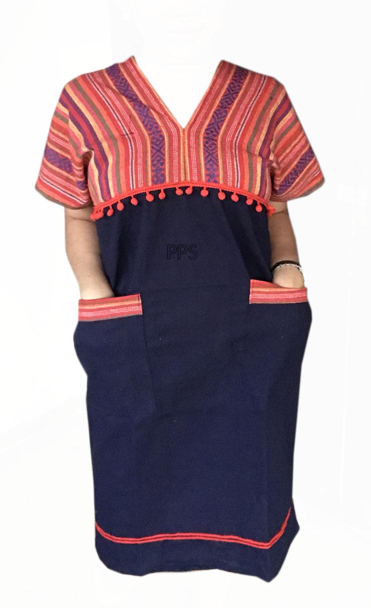 Cotton Dress-BNB-CMCD033