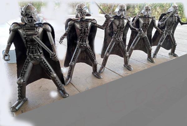 Recycle Metal Robot-18