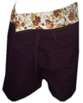 Short Cotton Trouser-DR12