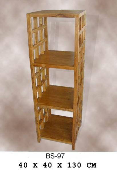 PS-Wood Shelf (sn361)