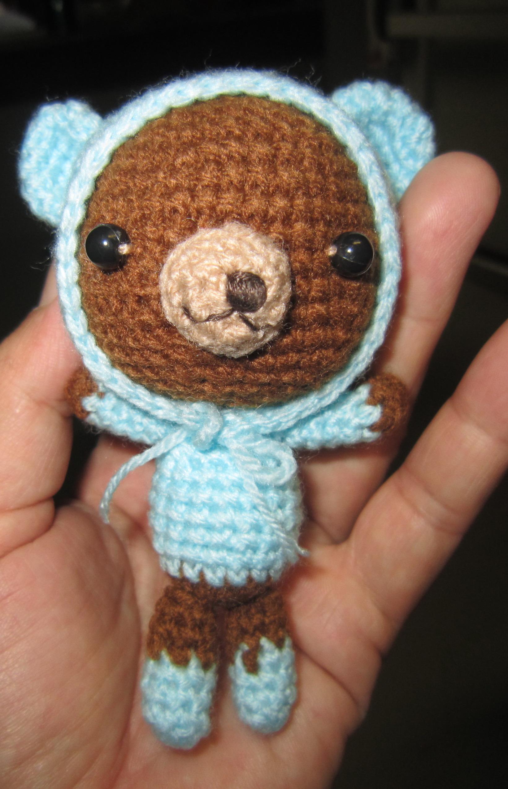 Crochet Doll Keyring-IMG_3251