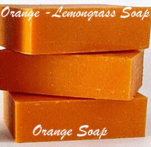Orange Oil Soap