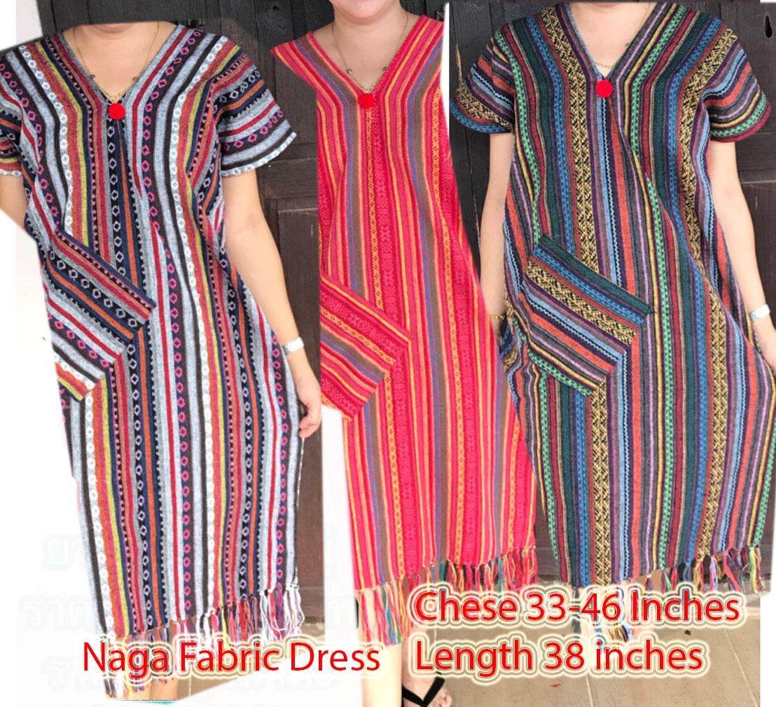 ChiangMai Cotton Dress