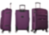 suitcase type travel luggage trolley bag