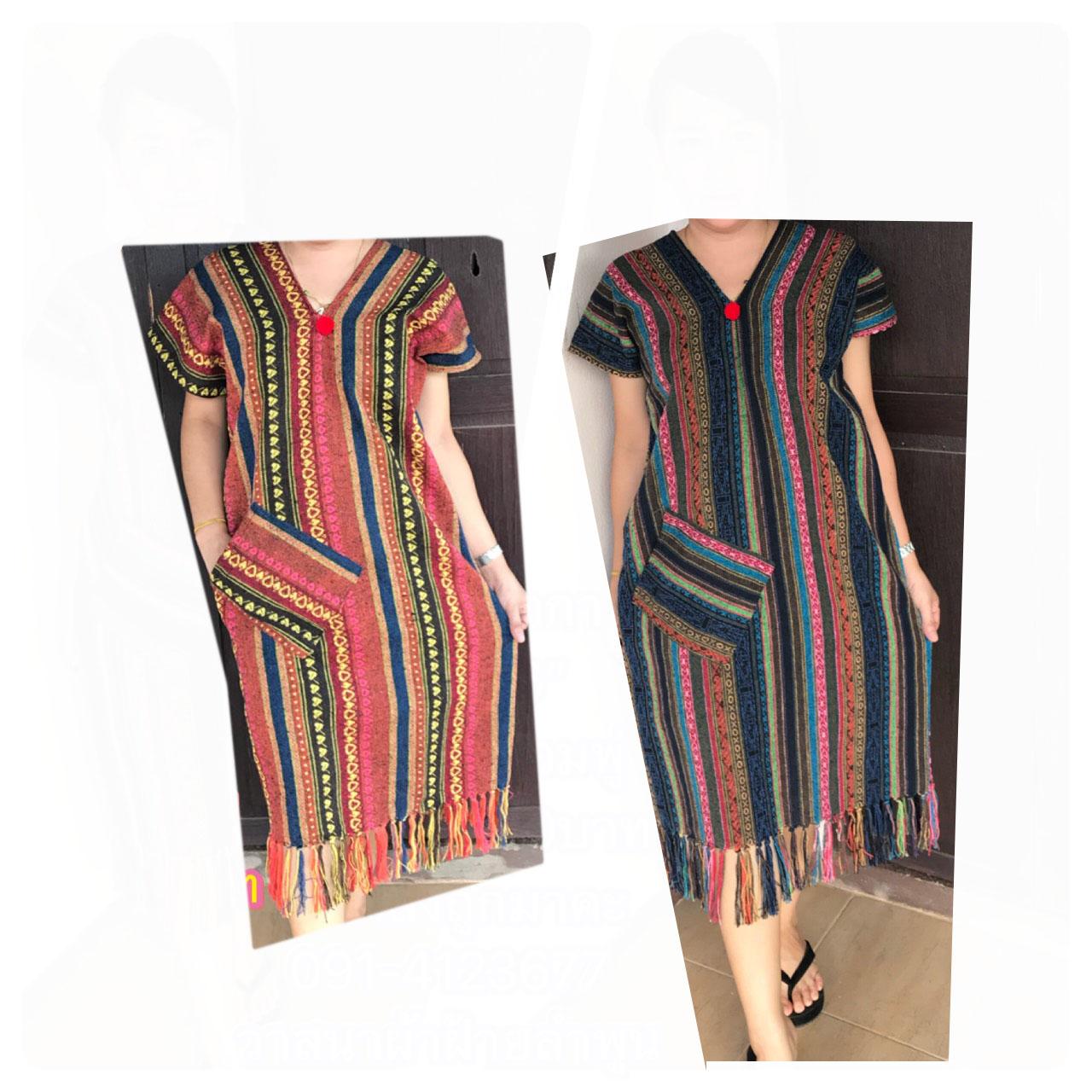 Cotton Dress-BNB-CMCD018