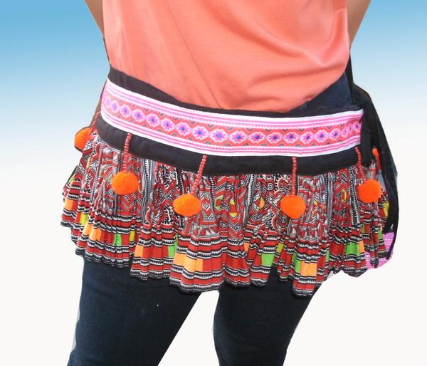 Tribal  Skirt-17