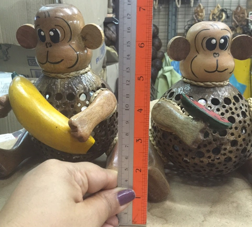 PSK-Coco Monkey lamp126