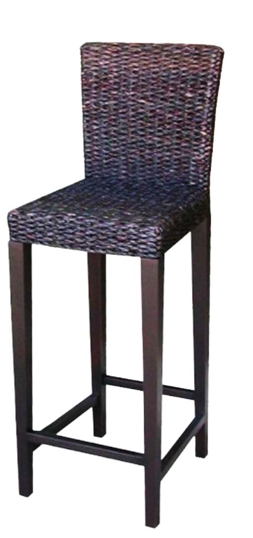 PS-Rattan Stool 8- SL8