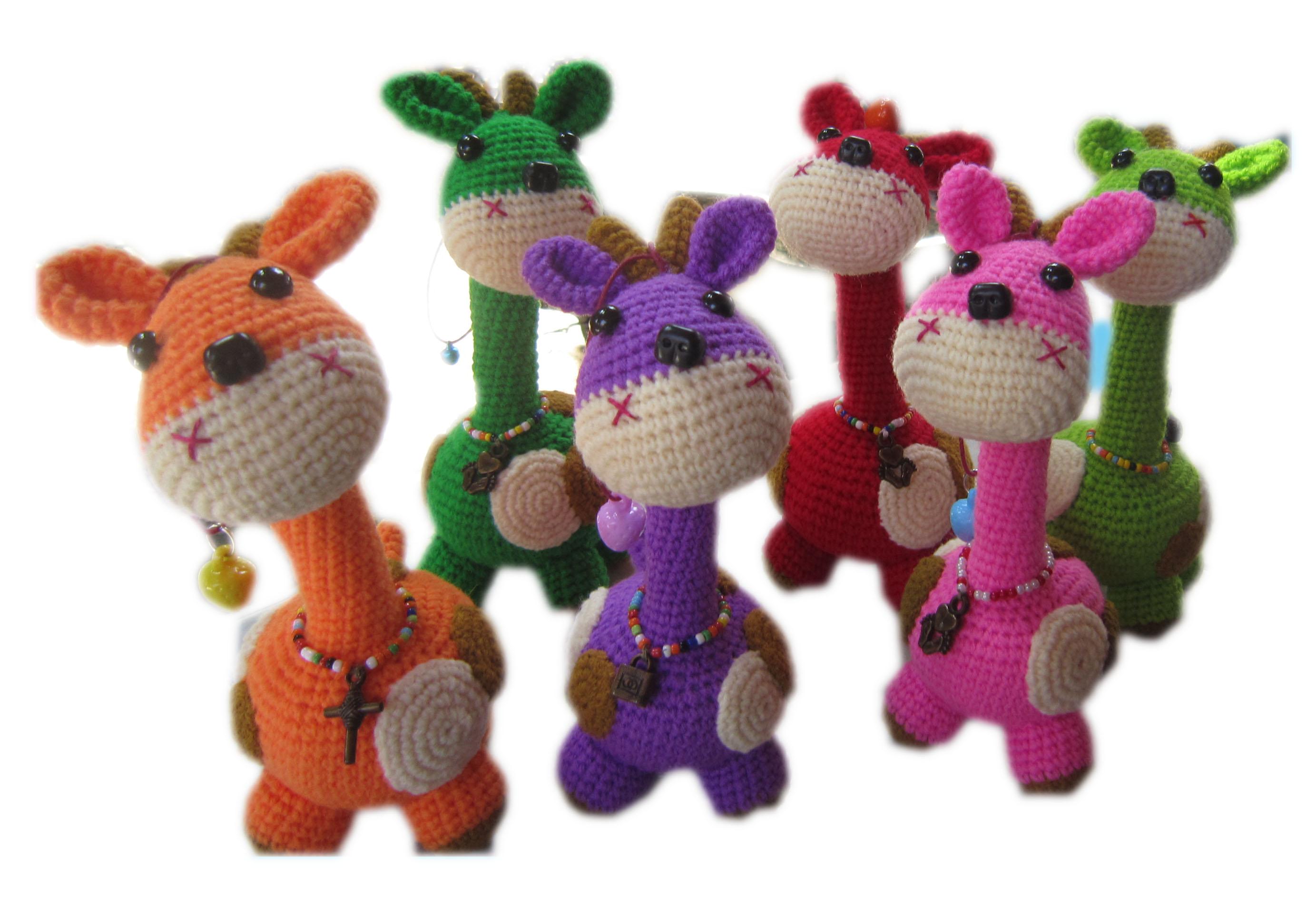 Crochet Doll Keyring-IMG_3918
