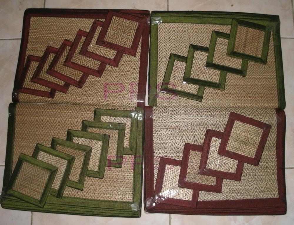 Plate mat-3