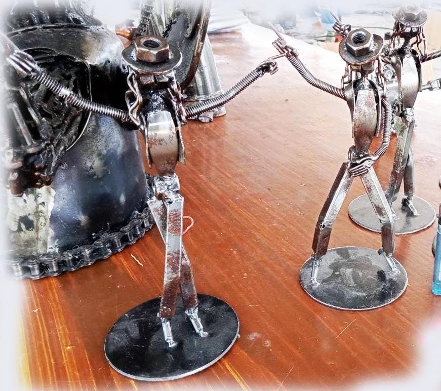 Recycle Metal Robot-20