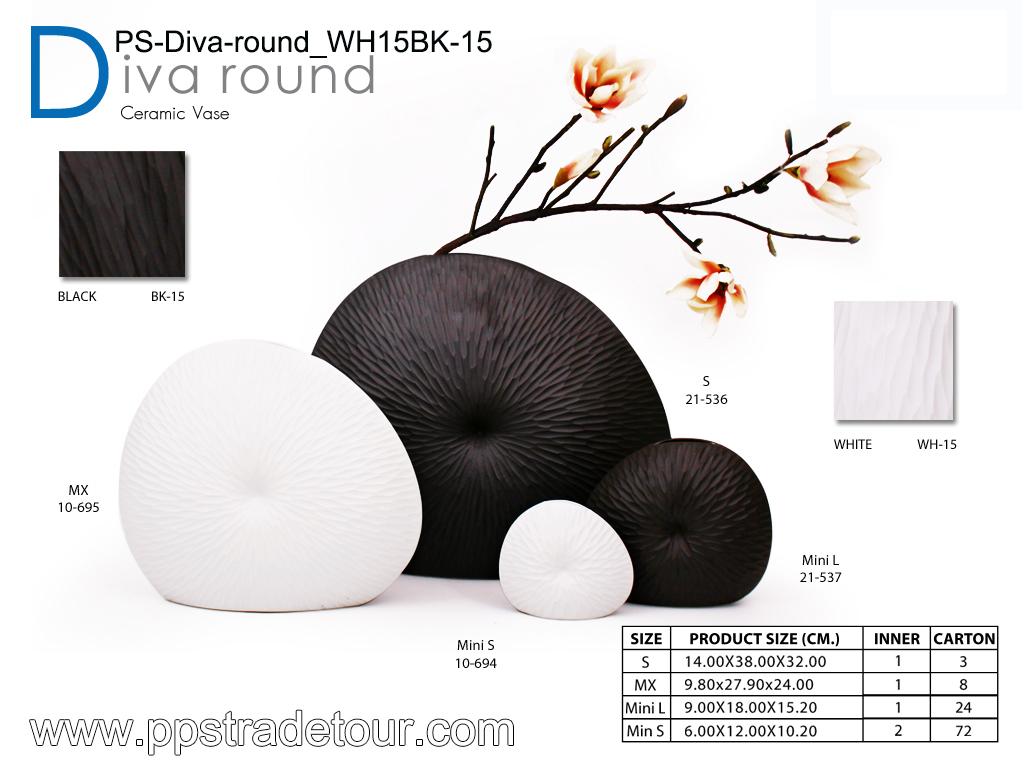 PSCV-Diva-round_WH15BK-15