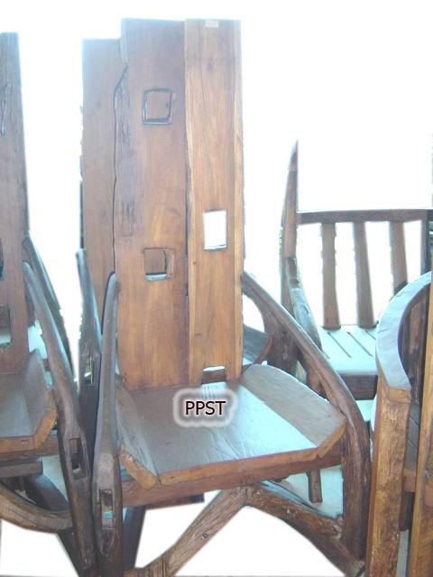 Antique Chair-sn068