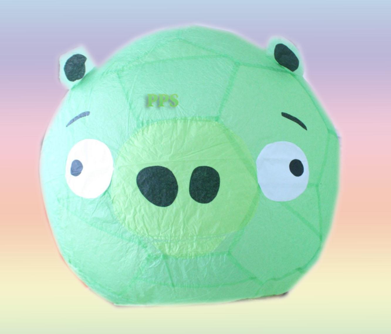 Sky Lantern- pigface2