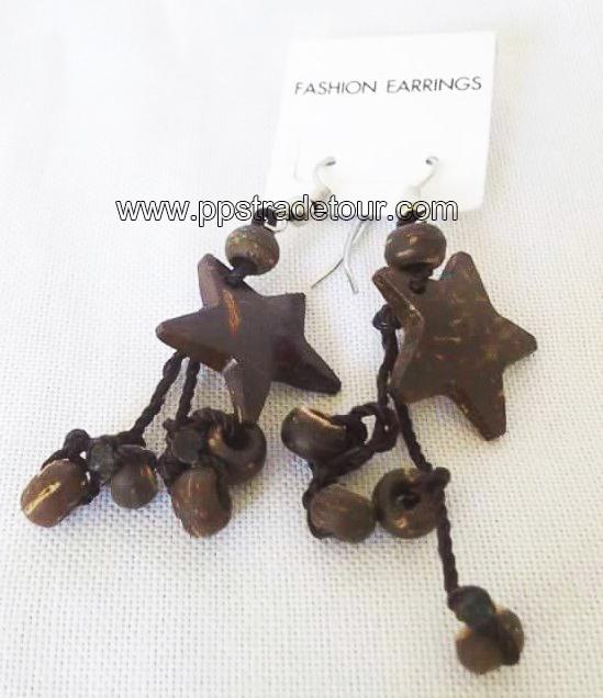 coconut earring -5828
