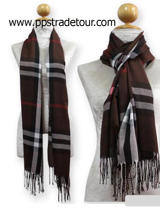 Knitting Wool Men Scarves-PS-SCF12