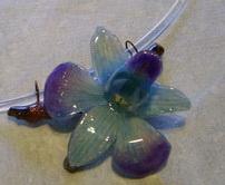Orchid Pendant - SM-18
