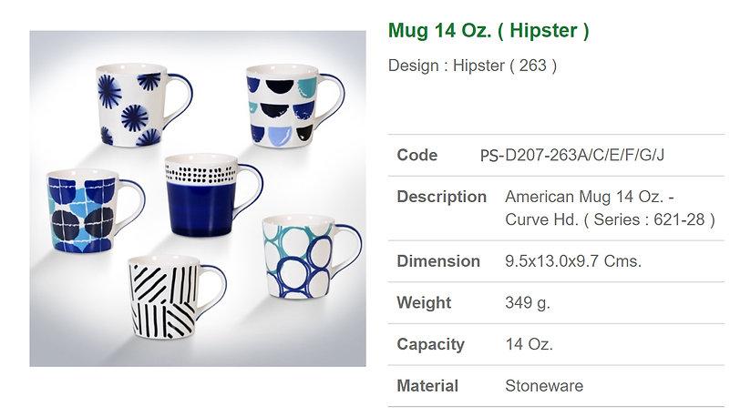 Ceramic mug 14 oz.-Hipster.jpg