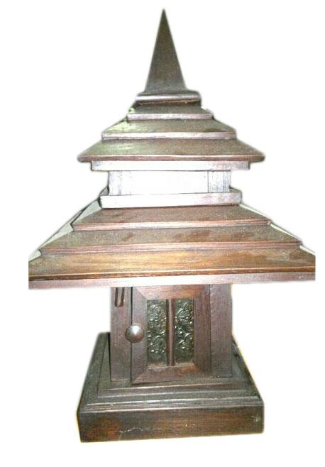 Teak Lamps 2360-1