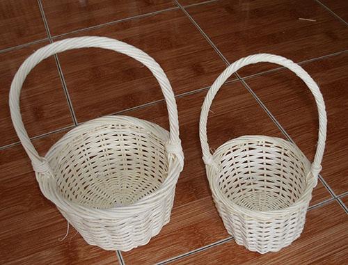 Rattan Basket C1898-1
