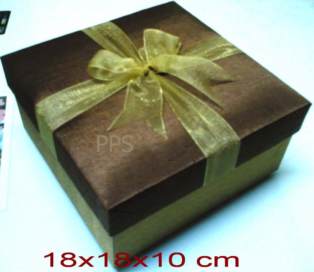 Gift Silk box- PPS-B101