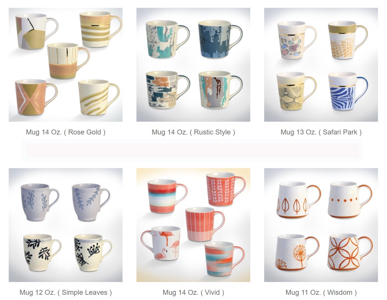 Ceramic mug-13