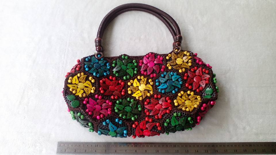 Coconut Shell bag-100