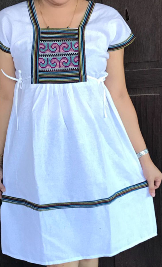 Cotton Dress-BNB-CMCD023