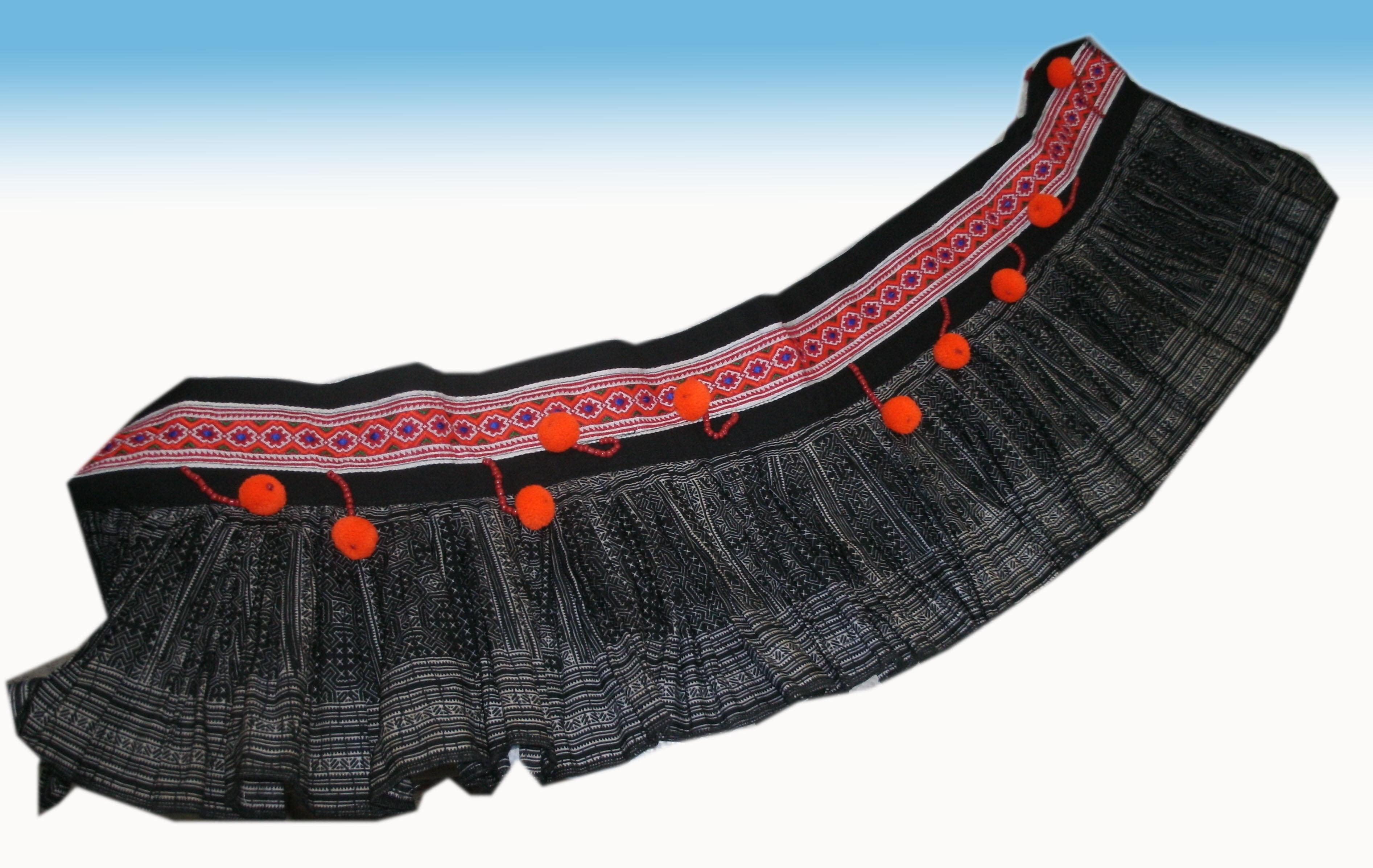 Tribal  Skirt-15