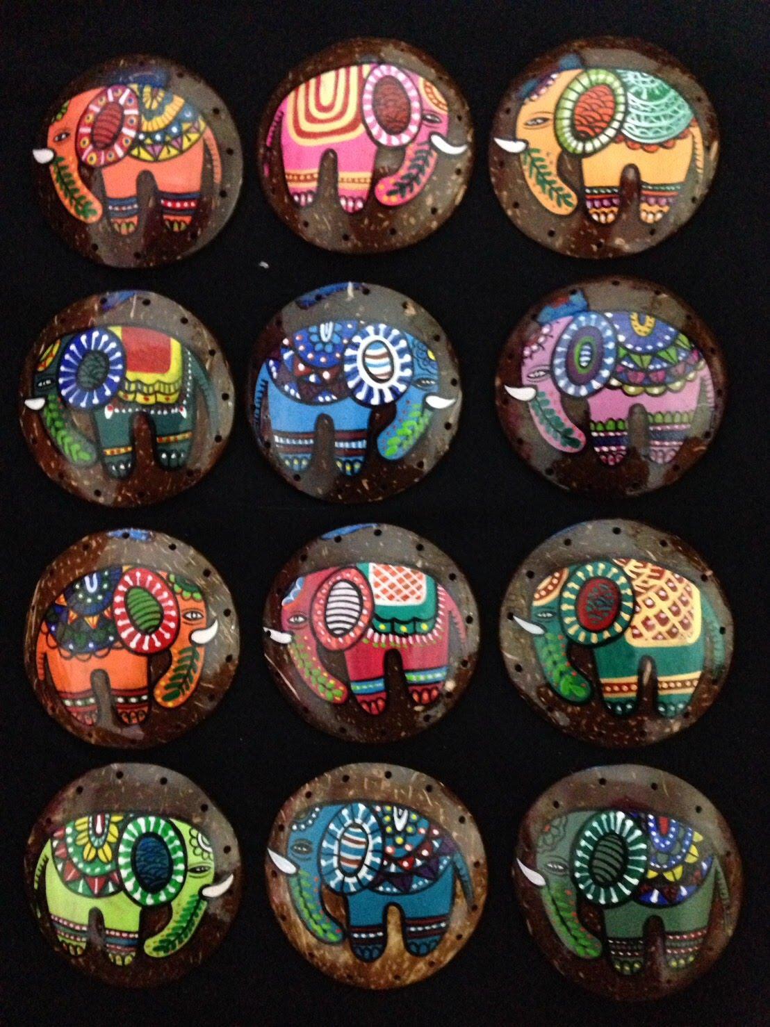Coconut Shell Tile-8