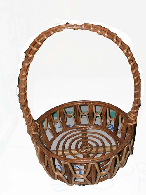 Rattan Basket 0625-1