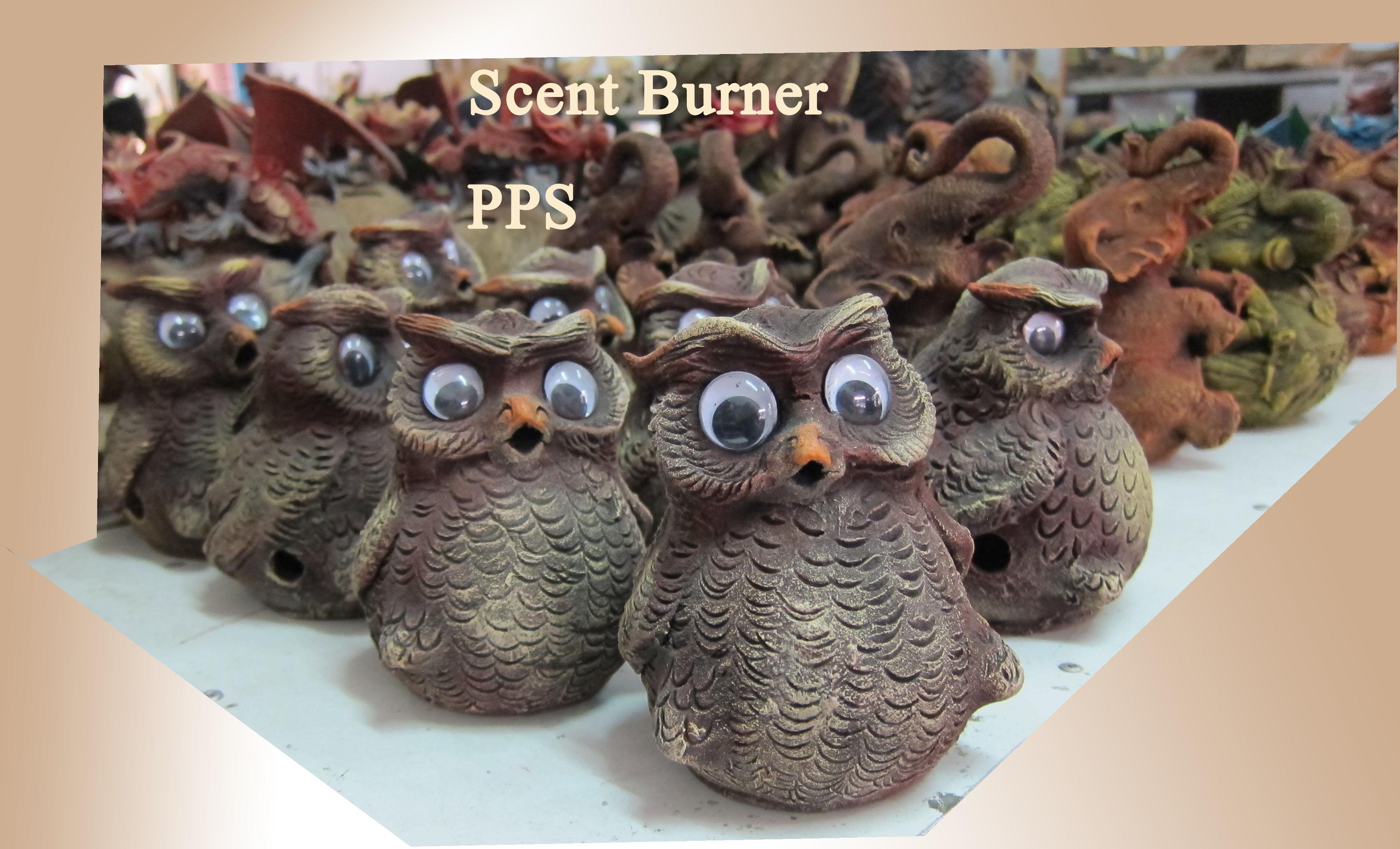 Owl scent burner-IMG_2965