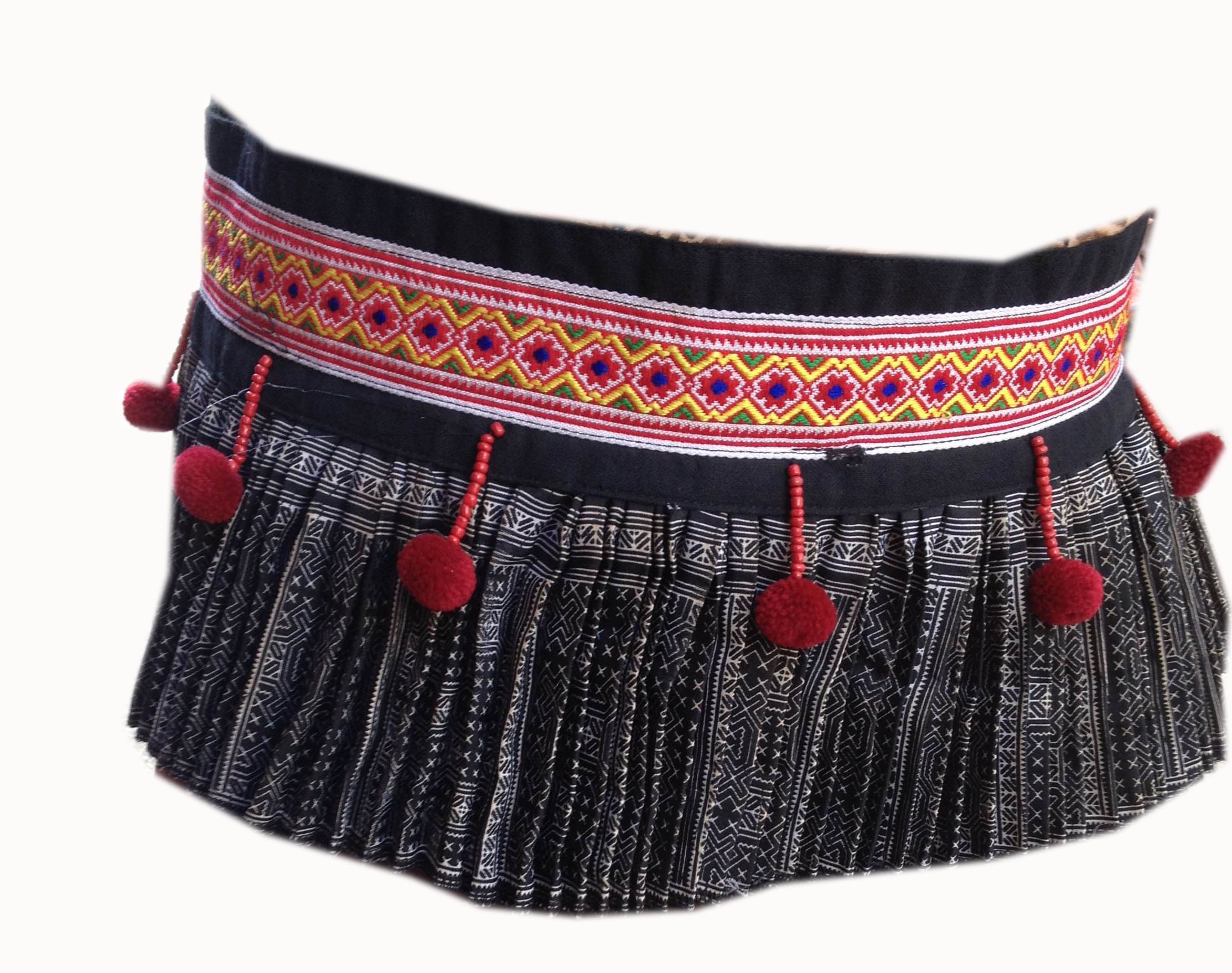 Tribal  Skirt-3
