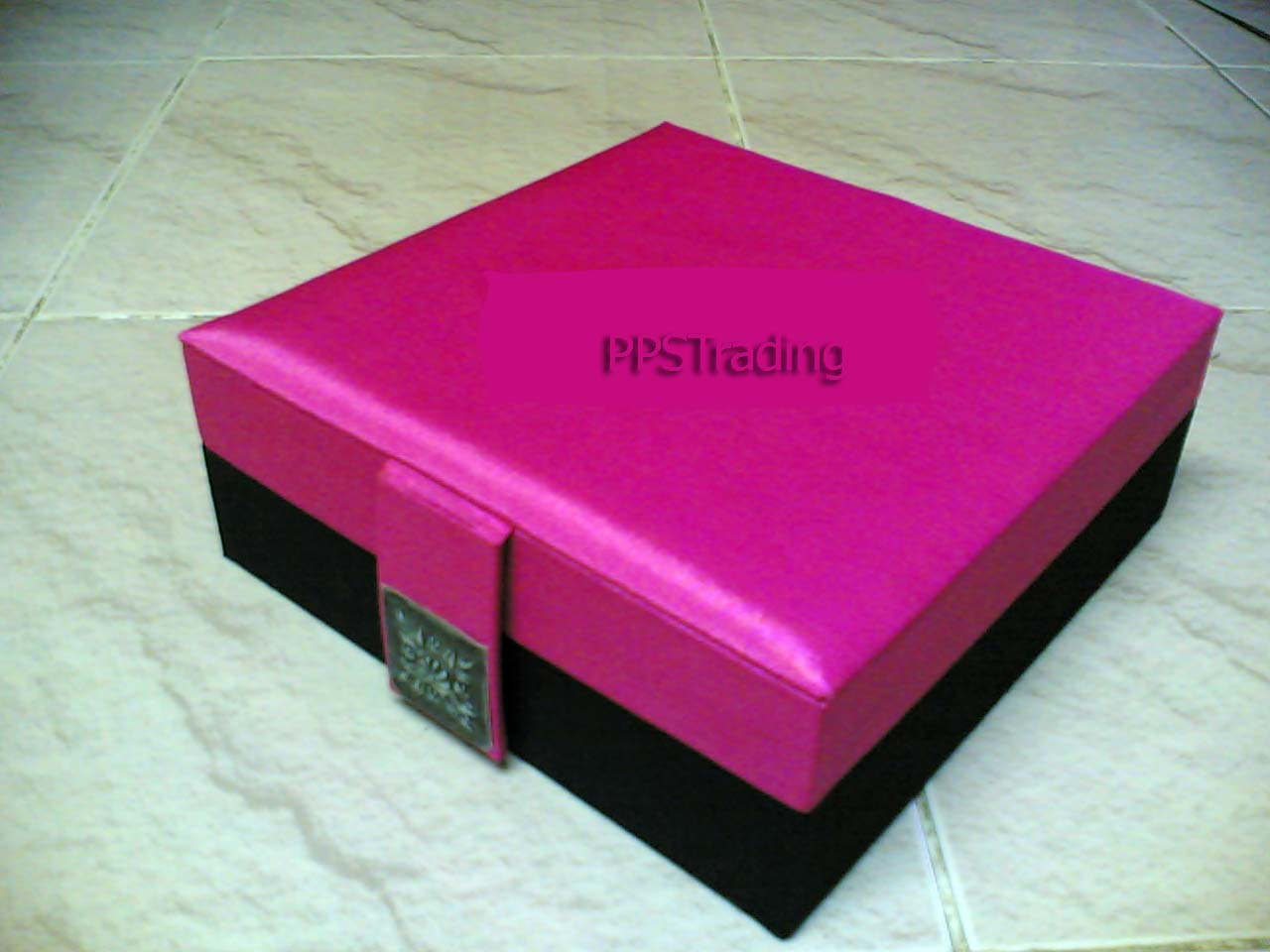 Accessories, jewelry box- PPS-27