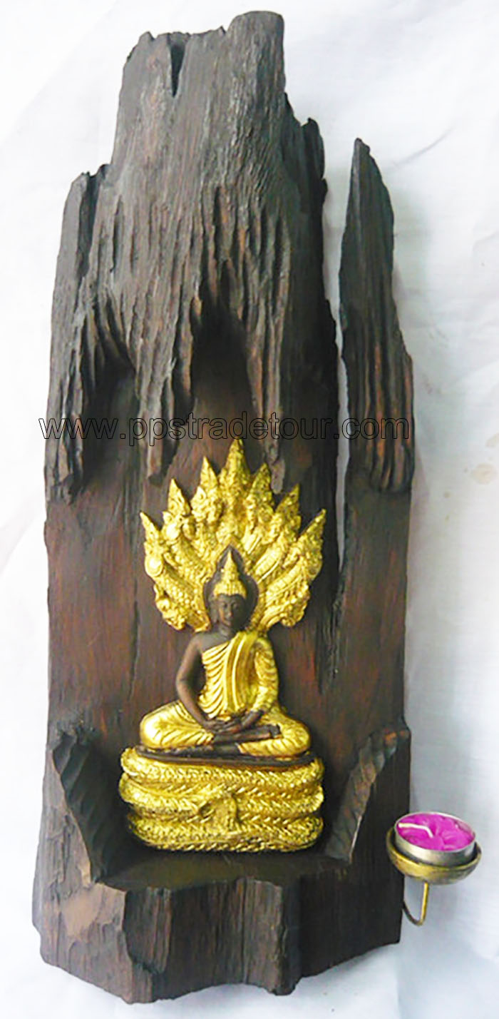 Buddha Image Wood Carved