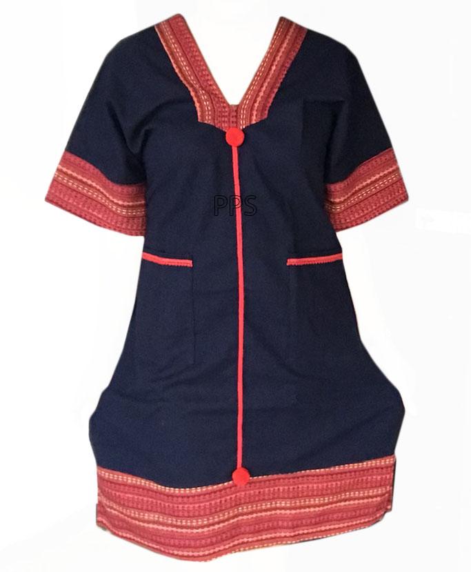 Cotton Dress-BNB-CMCD035