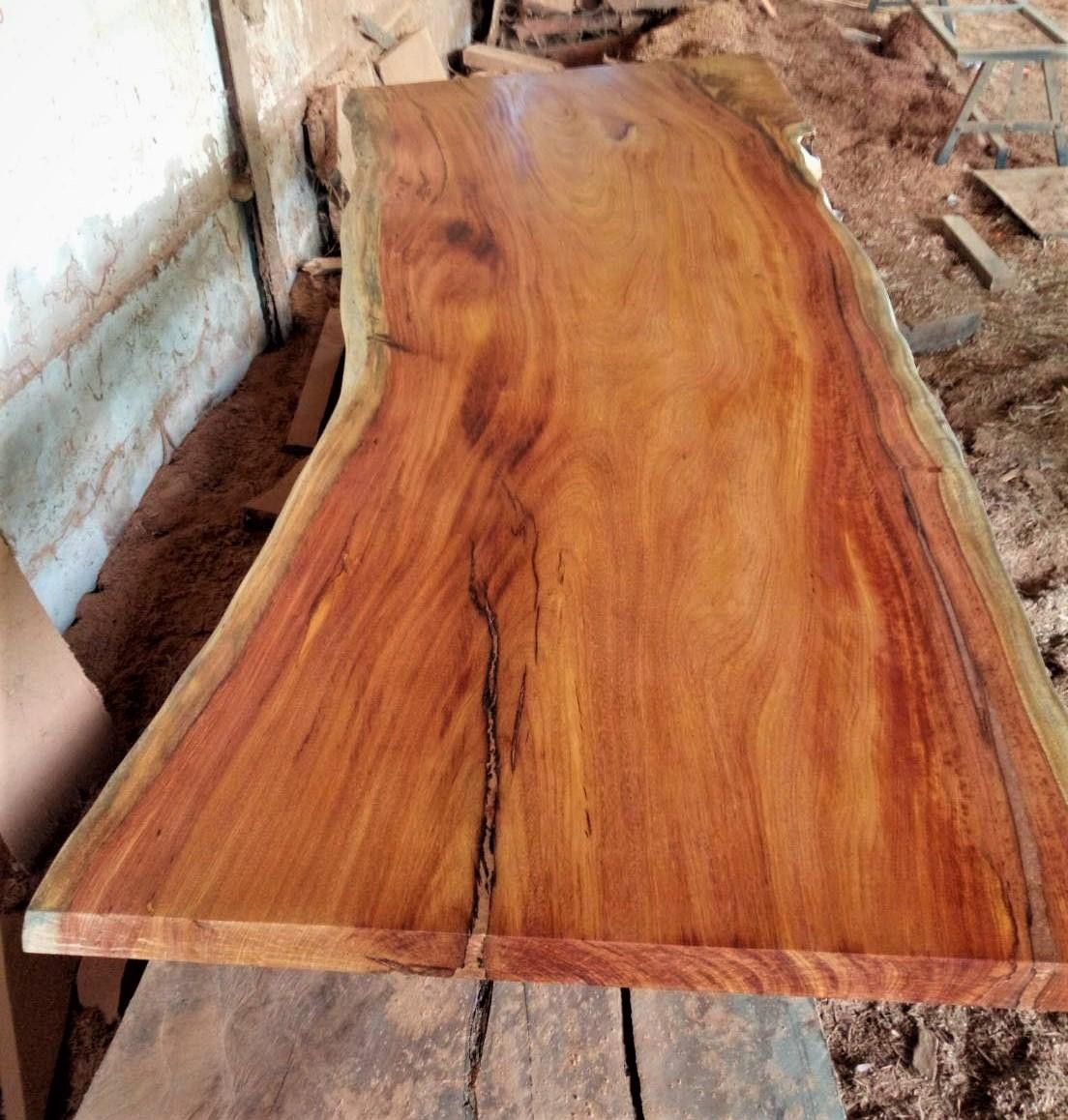 Makha Wood Table