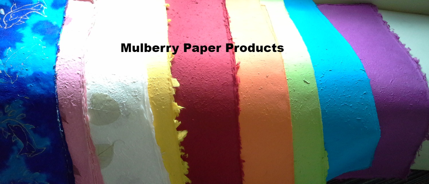 Mulberry Paper Products