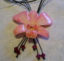 Orchid Pendant - SM-16