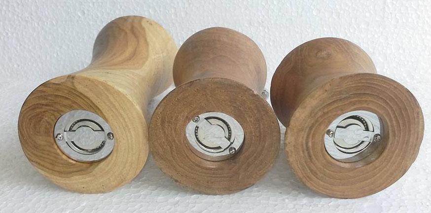 Wood dressing bottle -1