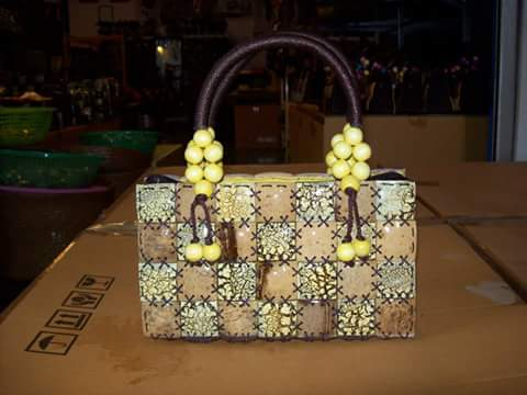 Coconut Shell bag-85
