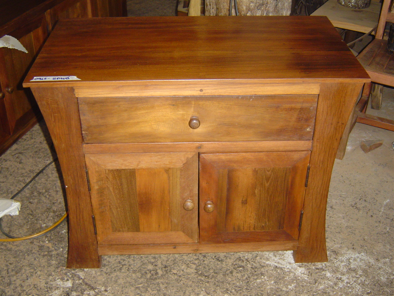 PS-Wood Shelf-sn376