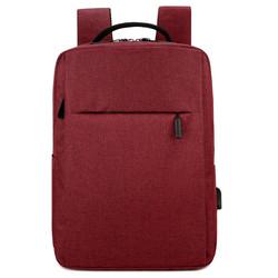 Custom light gray color Laptop bag  Backpacks laptop bags for women