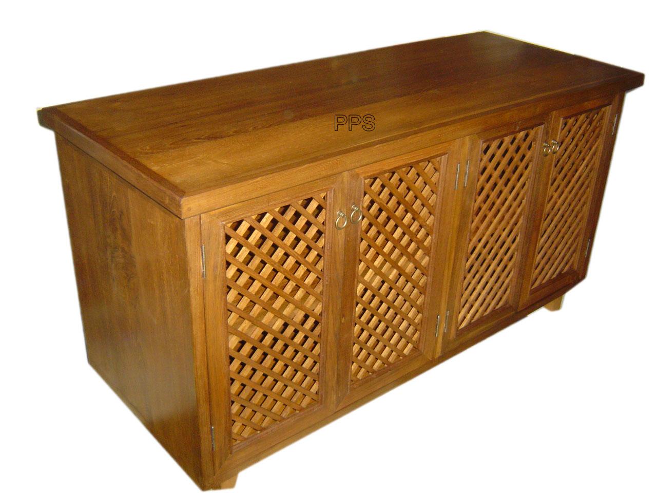 PS-Wood Shelf (sn349)